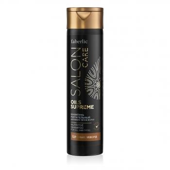 Питательный шампунь для всех типов волос