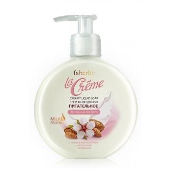 Крем-мыло для рук «Питательное»