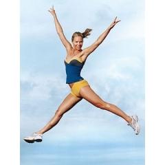 Спорт ускоряет метаболизм после обеда.