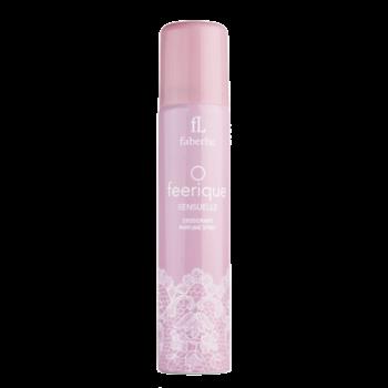 Парфюмированный дезодорант  O Feerique Sensuelle