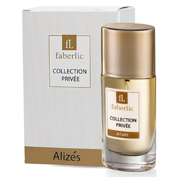 Пробник парфюмерной воды для женщин Alizes Faberlic (Фаберлик)