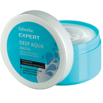 Маска для интенсивного увлажнения волос DEEP AQUA Faberlic (Фаберлик)