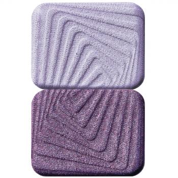 Двухцветные тени для век Пленительный дуэт тон Аромат сирени Faberlic (Фаберлик)