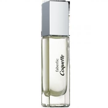 Парфюмерная вода для женщин Coquette 15 мл Faberlic (Фаберлик)
