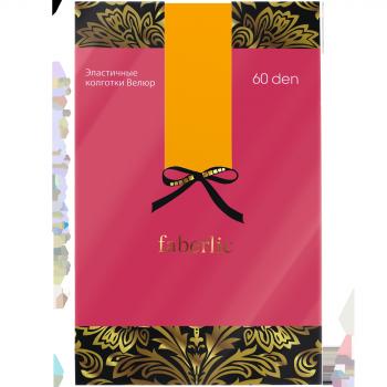 Цветные колготки цвет Шафран Faberlic (Фаберлик)