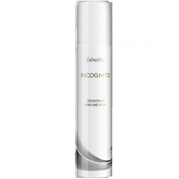 """Парфюмированный дезодорант в аэрозольной упаковке для женщин """"INCOGNITO"""""""