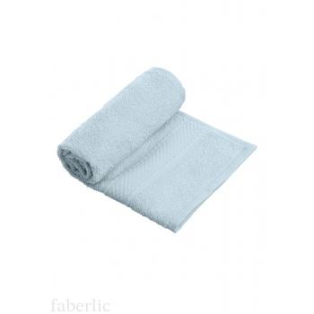 Полотенце для рук голубое