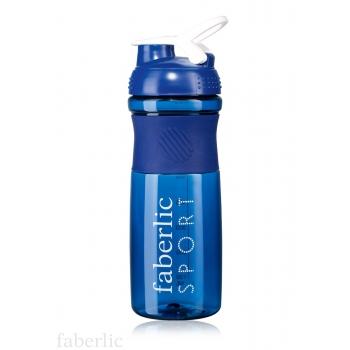 Спортивная бутылка-шейкер