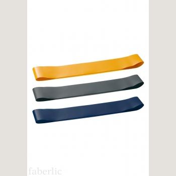 Эластичные ленты для фитнеса, 3 шт.