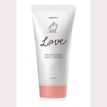 Крем питательный L.OVE Faberlic (Фаберлик) серия LOVE