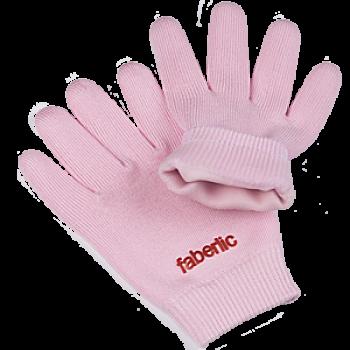 Увлажняющие силиконовые перчатки.