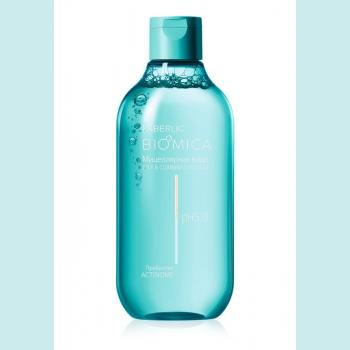 Мицеллярная вода для жирной и комбинированной кожи Biomica Faberlic (Фаберлик) серия Biomica