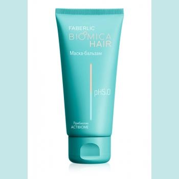 Маска-бальзам для чувствительной кожи головы Biomica Faberlic (Фаберлик) серия Biomica
