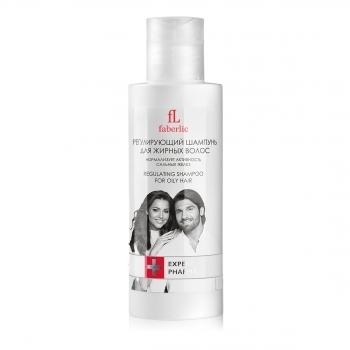 Регулирующий шампунь для жирных волос