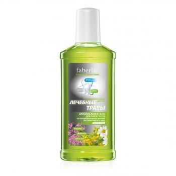 Кислородный профилактический ополаскиватель для полости рта «Лечебные травы»