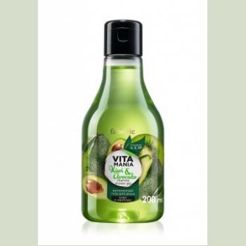 Витаминный гель для душа «Киви и авокадо»