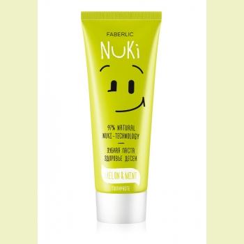 Зубная паста NUKI «Здоровье дёсен» Faberlic (Фаберлик) серия NUKI