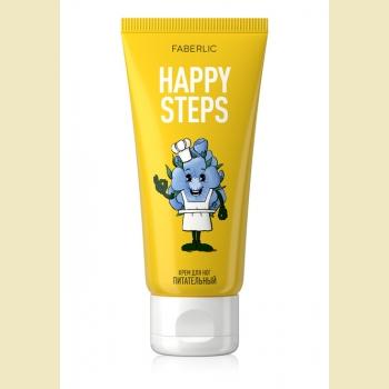 Крем для ног «Питательный» Happy Steps