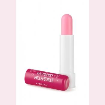 Бальзам для губ «Малиновый мильфей» Beauty Cafe