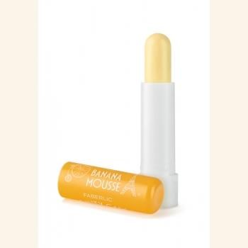 Бальзам для губ «Банановый мусс» Beauty Cafe