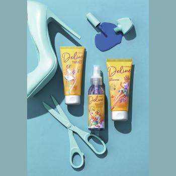 Гель для бритья «Орхидея и масло мурумуру» Deline Faberlic (Фаберлик) серия DELINE