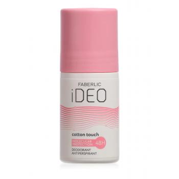 Дезодорант-антиперспирант Cotton Touch IDEO
