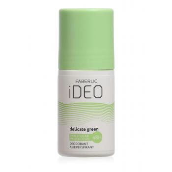 Дезодорант-антиперспирант Delicate Green IDEO