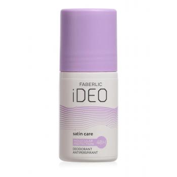 Дезодорант-антиперспирант Satin Care IDEO