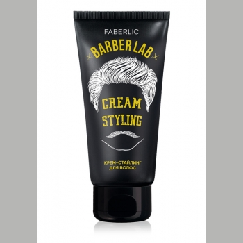 Крем-стайлинг для волос BarberLab