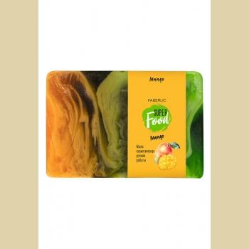 Мыло ручной работы «Манго» Superfood
