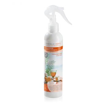Акваспрей-освежитель воздуха «Апельсин с корицей» FABERLIC HOME