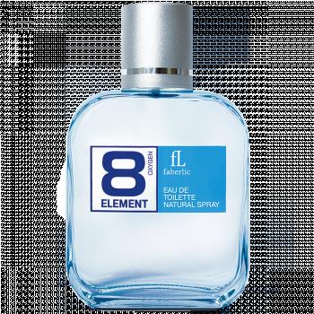 Туалетная вода 8 ELEMENT Faberlic (Фаберлик)