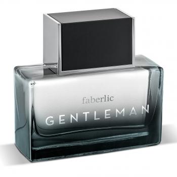 Пробник туалетной воды для мужчин Faberlic Gentleman