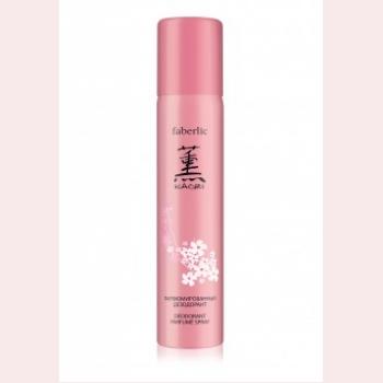 Парфюмированный дезодорант для женщин Kaori