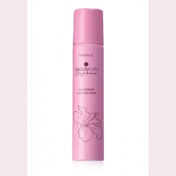 Парфюмированный дезодорант-спрей Beauty Сafe Caprice