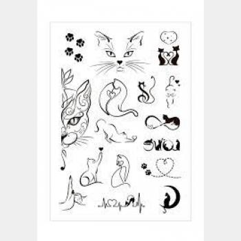 Парфюмированные татуировки Mur Mur