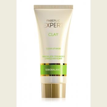 Маска для глубокого очищения кожи Expert