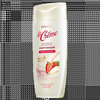 """Крем-гель для душа """"Смягчающий"""" la Crème"""