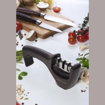 Точилка для ножей с ручкой