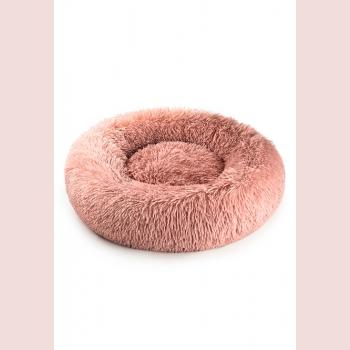 Лежак для животных Lapki Lab, розовый