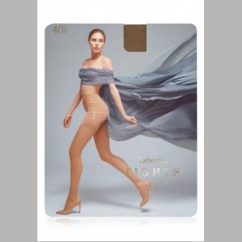Моделирующие колготки SI413, плотность 40 den, цвет бронза Faberlic (Фаберлик)
