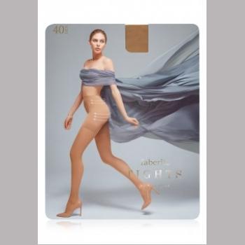 Моделирующие колготки SI416, плотность 40 den, цвет карамель Faberlic (Фаберлик)