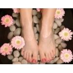 Как избавиться  от натоптышей на ногах?