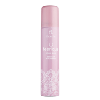 Парфюмированный дезодорант  O Feerique Sensuelle Faberlic (Фаберлик)
