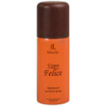 Парфюмированный дезодорант для мужчин  Uomo Felice Faberlic (Фаберлик)