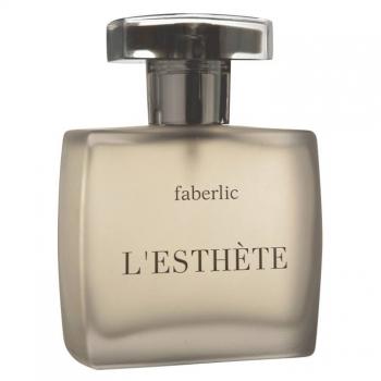 Туалетная вода Faberlic L'esthete /Лэстет/ для мужчин