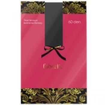Цветные колготки цвет Чёрный Faberlic (Фаберлик)