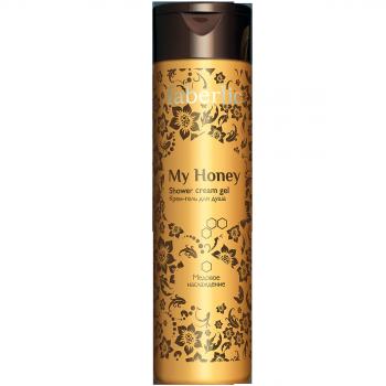 Крем-гель для душа Faberlic (Фаберлик) серия My honey