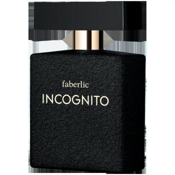 Туалетная вода для мужчин faberlic Incognito Faberlic (Фаберлик)