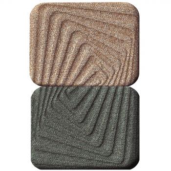 Двухцветные тени для век Пленительный дуэт тон Сосновый бор Faberlic (Фаберлик) серия Air Stream